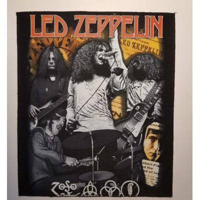 Нашивка Led Zeppelin ns1