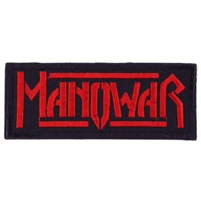 Нашивка Manowar v2
