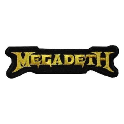 Нашивка Megadeth v1