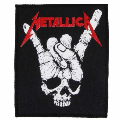 Нашивка Metallica n6