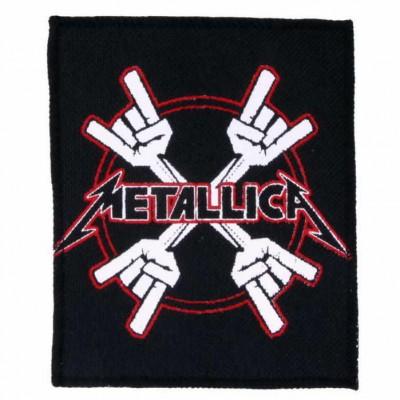 Нашивка Metallica n7