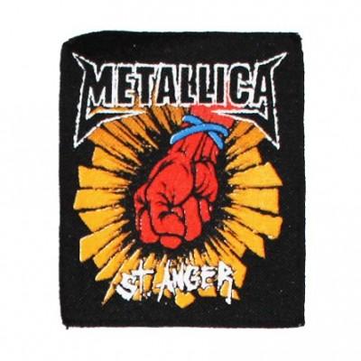 Нашивка Metallica n4