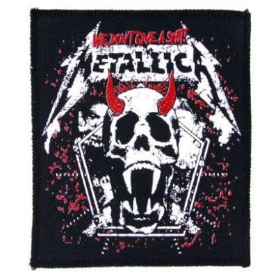 Нашивка Metallica n5