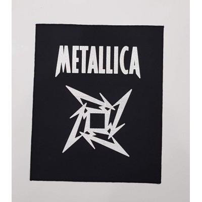 Нашивка Metallica ns1