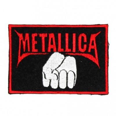 Нашивка Metallica v1