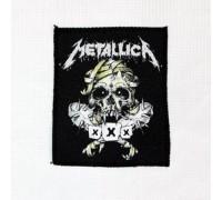 Нашивка Metallica 1