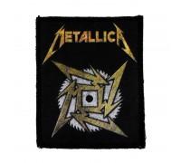 Нашивка Metallica 2