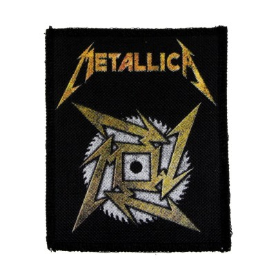 Нашивка Metallica ns3