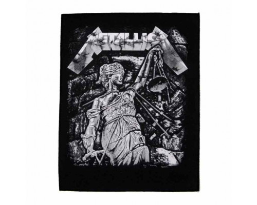 Нашивка Metallica ns2