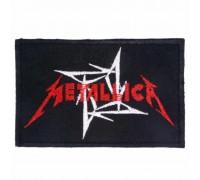 Нашивка Metallica v4