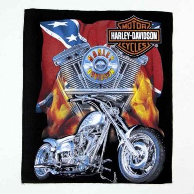 Нашивка Harley Davidson n3