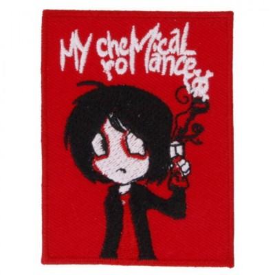 Нашивка My Chemical Romance v2