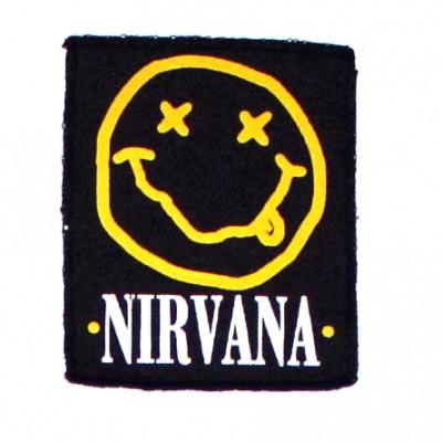 Нашивка Nirvana n1