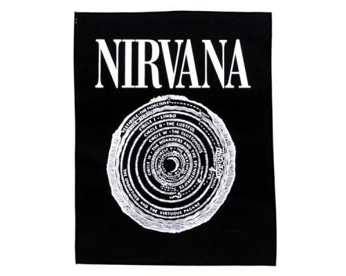 Нашивка Nirvana ns2