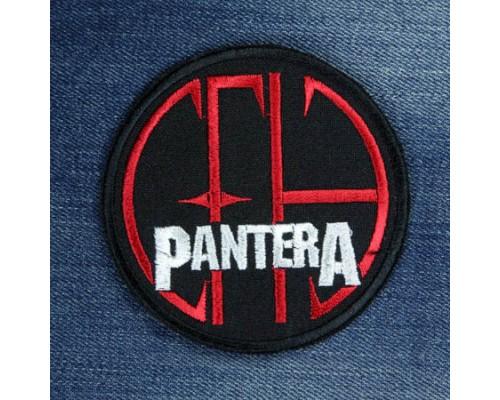 Нашивка Pantera v1