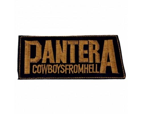 Нашивка Pantera v2