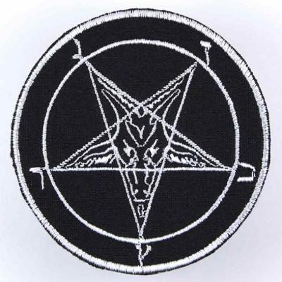 Нашивка Пентаграмма v3