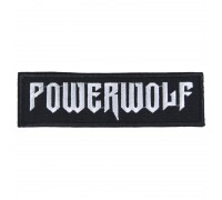 Нашивка Powerwolf v1
