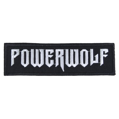 Нашивка Powerwolf v1