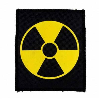 Нашивка Радиация ns1