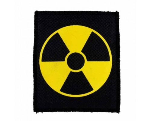 Нашивка Радиация n1