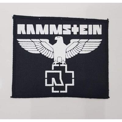 Нашивка Rammstein n3
