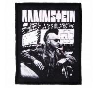 Нашивка Rammstein n5