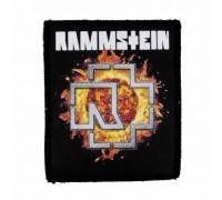 Нашивка Rammstein ns2