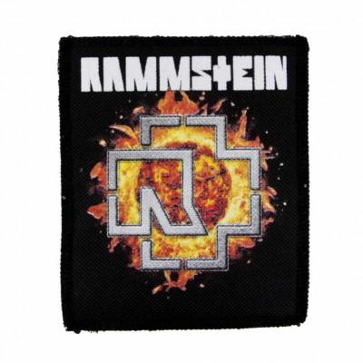 Нашивка Rammstein n6