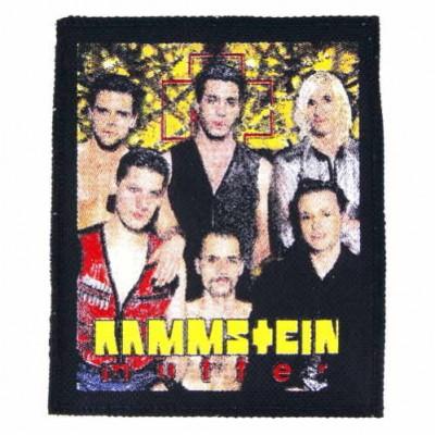 Нашивка Rammstein n7