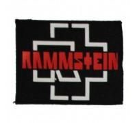 Нашивка Rammstein n8