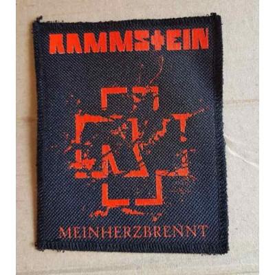 Нашивка Rammstein 1