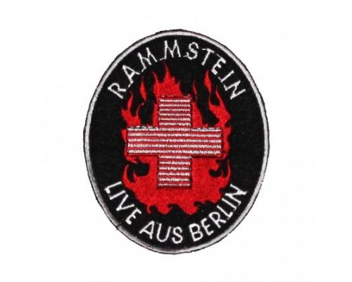 Нашивка Rammstein v1