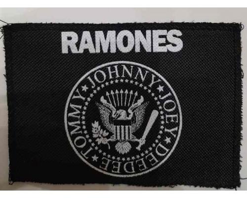 Нашивка Ramones 1
