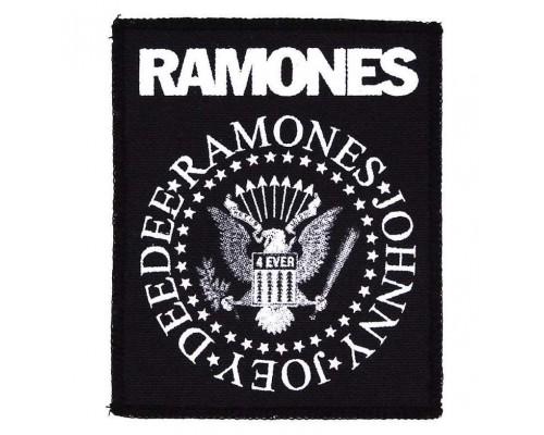 Нашивка Ramones n2
