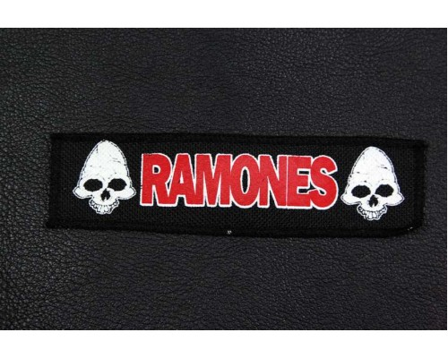 Нашивка Ramones n3