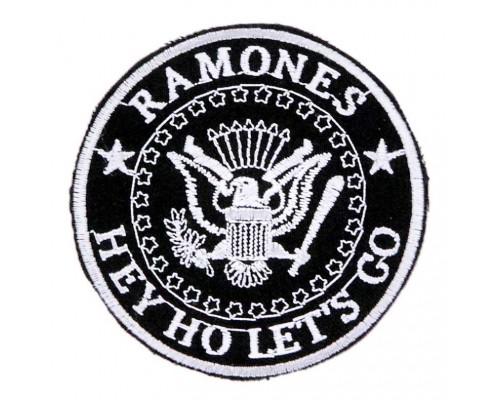 Нашивка Ramones v1