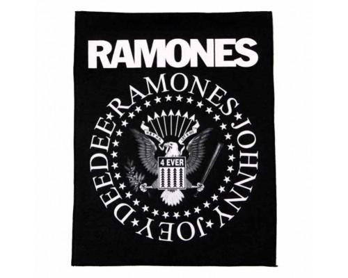 Нашивка Ramones ns1