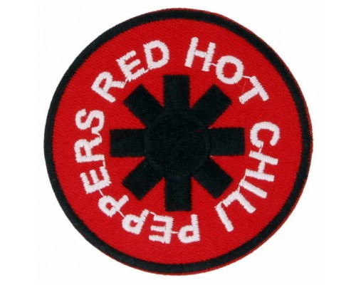 Нашивка Red Hot Chili Peppers v2