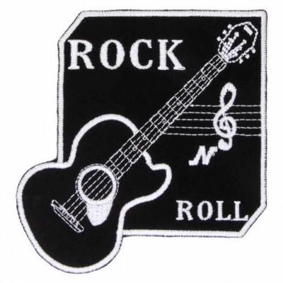 Нашивка Rock N Roll v2