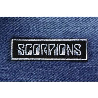 Нашивка Scorpions v1