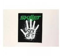 Нашивка Skillet 1