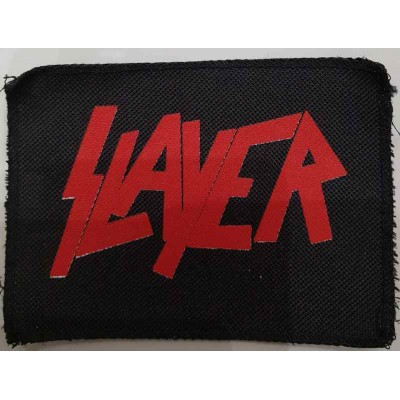 Нашивка Slayer 3