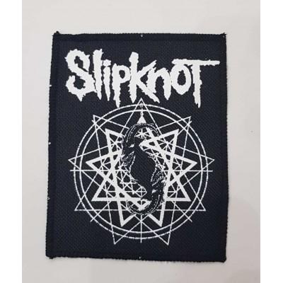 Нашивка Slipknot n4