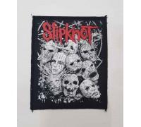 Нашивка Slipknot n5