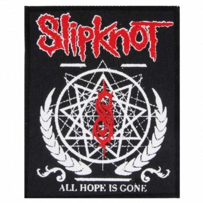 Нашивка Slipknot n6