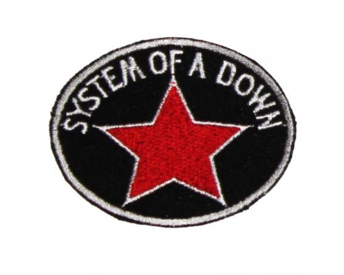 Нашивка System of a Down v2