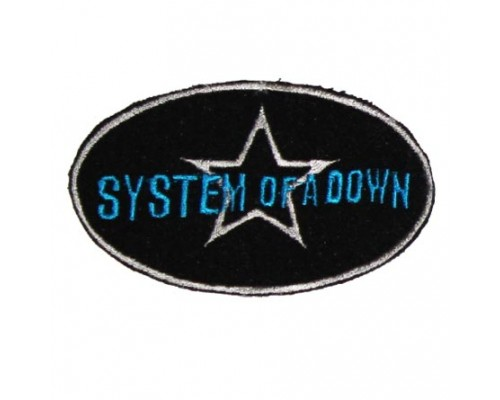 Нашивка System Of A Down 1