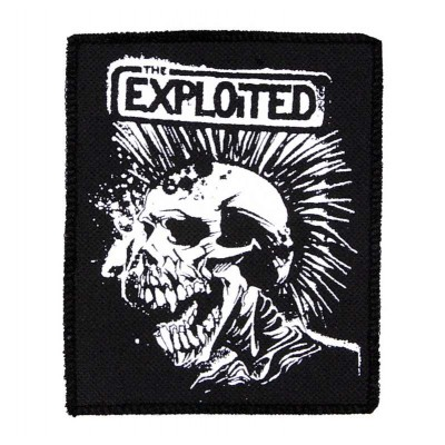 Нашивка The Exploited ns1
