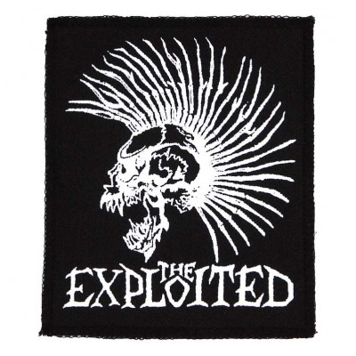 Нашивка The Exploited n2